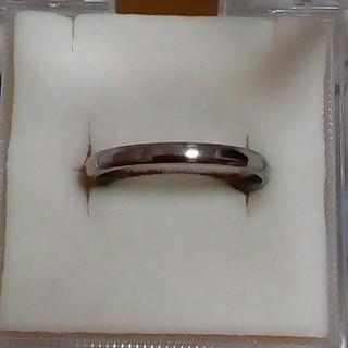 シンプル 細身 リング 指輪 シルバーカラー 13号(リング(指輪))
