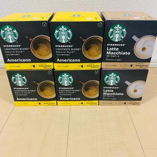 Starbucks Coffee - スターバックス ドルチェグスト