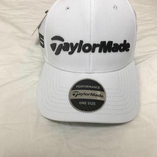 テーラーメイド(TaylorMade)の入手困難!テーラーメイド ツアーキャップ新品 未使用 帽子(その他)