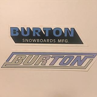 バートン(BURTON)のバートン ステッカー BURTON (その他)