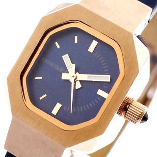 ディーゼル(DIESEL)のディーゼル DIESEL 腕時計 レディース クォーツ ネイビー ネイビー(腕時計)