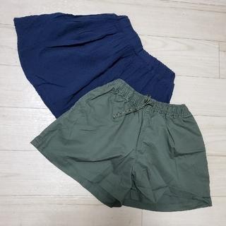 ユニクロ(UNIQLO)のユニクロキッズ スカート&キュロット(スカート)