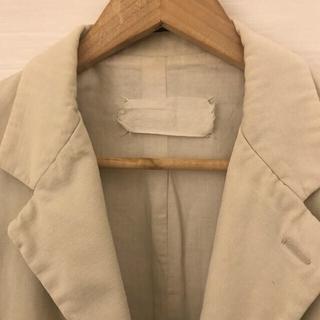 マルタンマルジェラ(Maison Martin Margiela)のMAR様専用 マルジェラ 白タグ コート(チェスターコート)