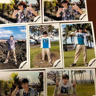 キンプリ岸優太 ハワイ公式写真 7枚