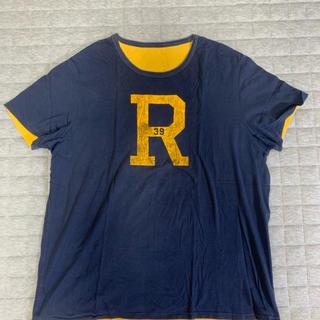 ラルフローレン(Ralph Lauren)の☆Ralph Lauren RAGBY のTシャツ リバーシブルXL☆(Tシャツ/カットソー(半袖/袖なし))