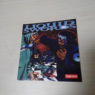 シュプリーム(Supreme)のシュプリーム ステッカー 洋楽 Hip-hop PC ノートパソコン Wu-(トラベルバッグ/スーツケース)