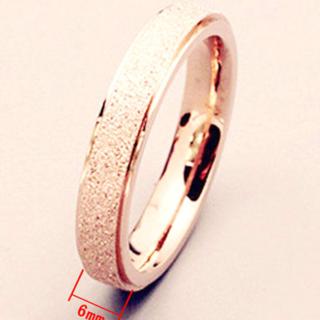 ロマンティックな指輪(ピンクゴールド)(リング(指輪))