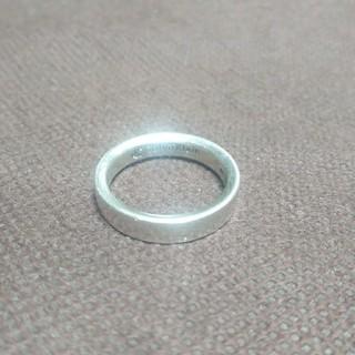 カルバンクライン(Calvin Klein)の送料無料!Ck/CalvinKleinカルバン・クライン/シルバーリング/18号(リング(指輪))