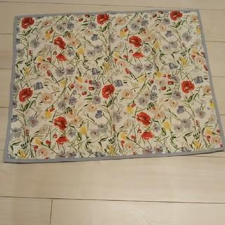 ラルフローレン(Ralph Lauren)のラルフローレン クッションカバー 花柄(クッションカバー)