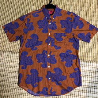 シュプリーム(Supreme)のsupreme paisley shirt 14ss(シャツ)