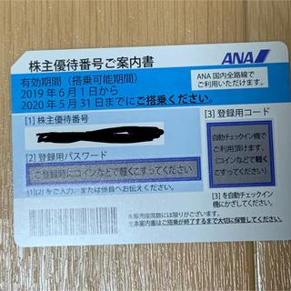 ANA株主優待1枚(その他)