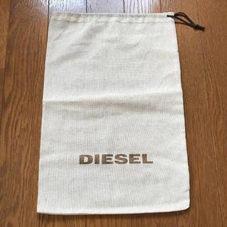ディーゼル(DIESEL)のDIESEL ✴︎ シューズ袋(その他)