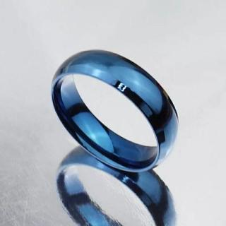 メタルブルーリング 単品(リング(指輪))