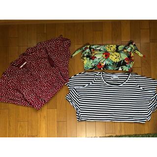スライ(SLY)のSLY 3点セット(Tシャツ(半袖/袖なし))