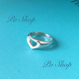 ティファニー(Tiffany & Co.)のTIFFANY&CO. エルサ ペレッティ オープン ハート リング(リング(指輪))