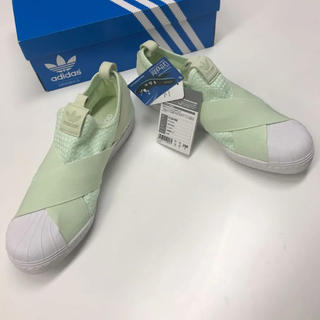アディダス(adidas)のadidas SUPER STAR SLIPON  スーパースター スリッポン(スニーカー)