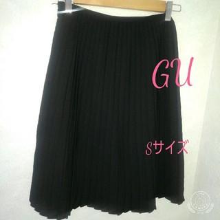 GU - ジーユー チュールスカート プリーツスカート GU