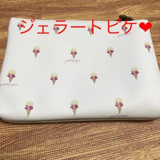 ジェラートピケ(gelato pique)の【美品❤︎ジェラートピケ❤︎ポーチ❤︎】(ポーチ)