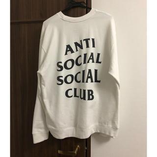 ANTI SOCAL SOCAL CLUB(スウェット)