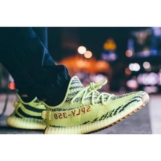 adidas - [新品] イージーブースト 350V2 セミ フローズン イエロー