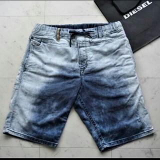 ディーゼル(DIESEL)のDIESEL jogg jeans DE-NEE 0606P 32インチ(ショートパンツ)