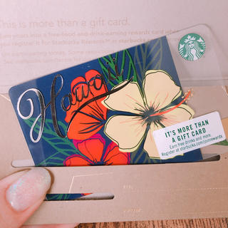 Starbucks Coffee - スタバ カード Hawaii
