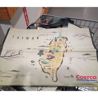 コストコ - コストコのショッピングバック 台湾地図 バージョン
