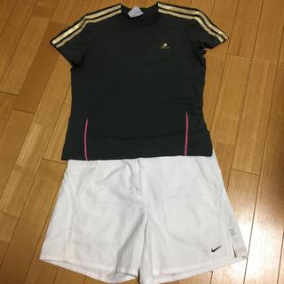 adidas - アディダスTシャツとナイキ短パン
