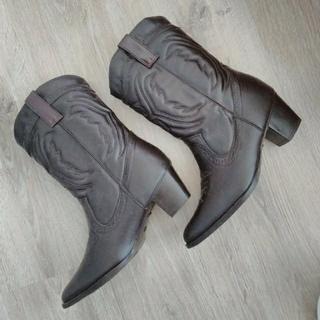 レインブーツ ウエスタン調(レインブーツ/長靴)