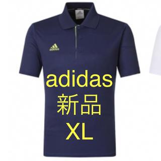 adidas - 処分価格 アディダス adidas 半袖ポロシャツ 新品XLサイズ