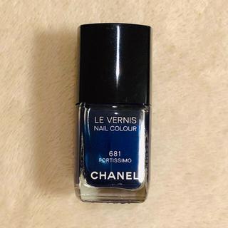 シャネル(CHANEL)のヴェルニ 681(ネイル用品)