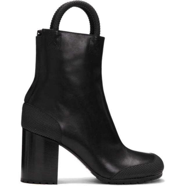 Maison Martin Margiela(マルタンマルジェラ)のrandom identities ヒールブーツ 44 専用 メンズの靴/シューズ(ブーツ)の商品写真