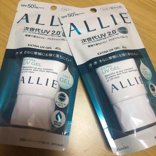 アリィー(ALLIE)のALLIE アリィー エクストラUV ジェル 2個セット(日焼け止め/サンオイル)