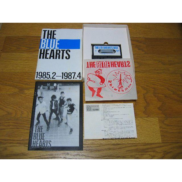 カセットブック ブルーハーツBOXの通販 by センセカ's shop|ラクマ