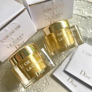 Dior - 【12,000円分✦】ディオール最高峰 オー・ド・ヴィ ラクレーム 富裕層コスメ
