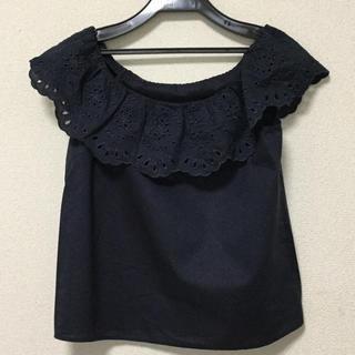アプワイザーリッシェ(Apuweiser-riche)の🌸カットワーク刺繍ブラウス🌸(シャツ/ブラウス(半袖/袖なし))