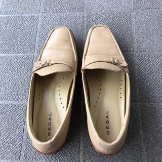 リーガル(REGAL)のリーガル ローファー 24.5(ローファー/革靴)