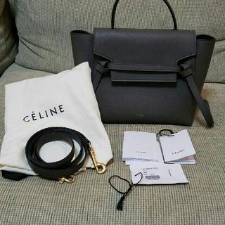 celine - セリーヌ ベルトバック