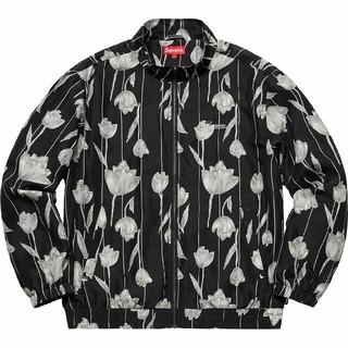 Supreme - Supreme Floral Silk Track Jacket S