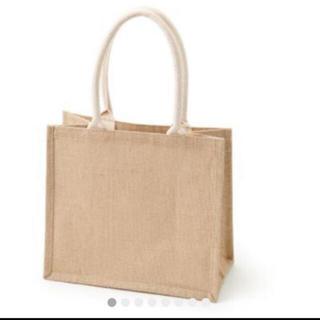 ムジルシリョウヒン(MUJI (無印良品))のジュートマイバッグ無印用品A4サイズ(トートバッグ)