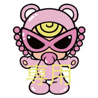 ヒステリックミニ(HYSTERIC MINI)のみーちゃん◯◯様 専用🐻(カバーオール)