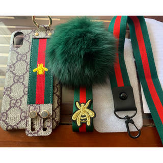 グッチ(Gucci)のGucci iPhone Xs ケース(iPhoneケース)