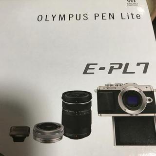 OLYMPUS - OLYMPUS PEN Lite E-PL7