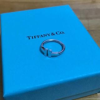 ティファニー(Tiffany & Co.)のTiffany&Co. 新作Tリング(リング(指輪))