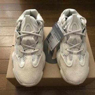 adidas - yeezy 500 ブラッシュ