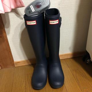 ハンター(HUNTER)のHUNTER ハンターレインブーツ 正規品(レインブーツ/長靴)