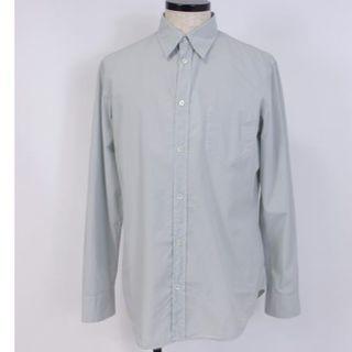 マルタンマルジェラ(Maison Martin Margiela)の新品 メゾンマルジェラ グレーシャツ 41(シャツ)