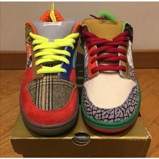 NIKE - DS 2007 NIKE SB WHAT THE DUNK