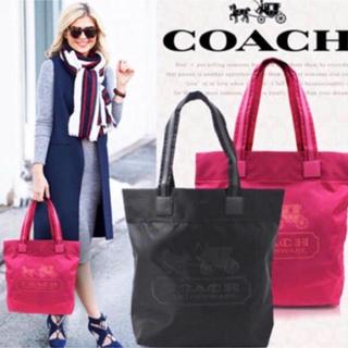 COACH - コーチ トートバック 黒