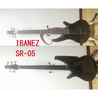 IBANEZ SR05 日本製 5弦